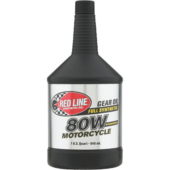 80W Shockproof Motorcycle Gear Oil