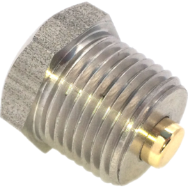 Gold Plug Magnetic Sump Plug IP-03X
