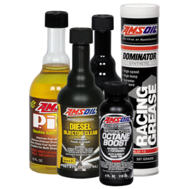 AMSOIL Additives and Greases