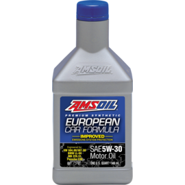 Euro 5W30 Improved ESP Synthetic Oil