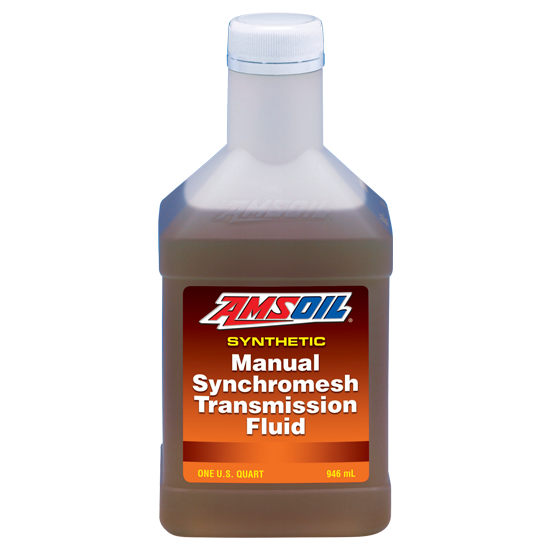 Manual Synchromesh Synthetic Transmission Fluid