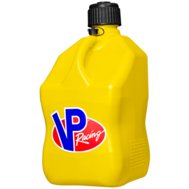 Square Motorsport Container 20 Litre - Yellow