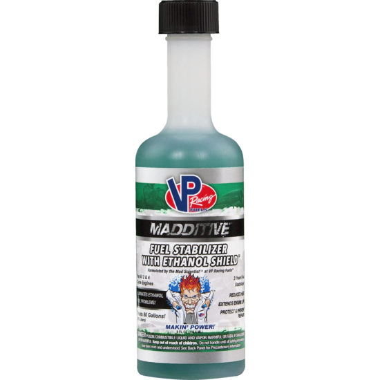 Fuel Stabilizer w/ Ethanol Shield - 237ml