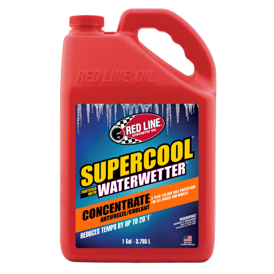SuperCoool fortified with WaterWetter (Concentrate)