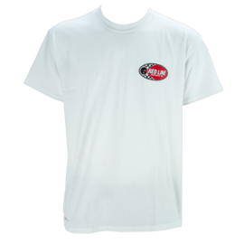 White Oval T-Shirt