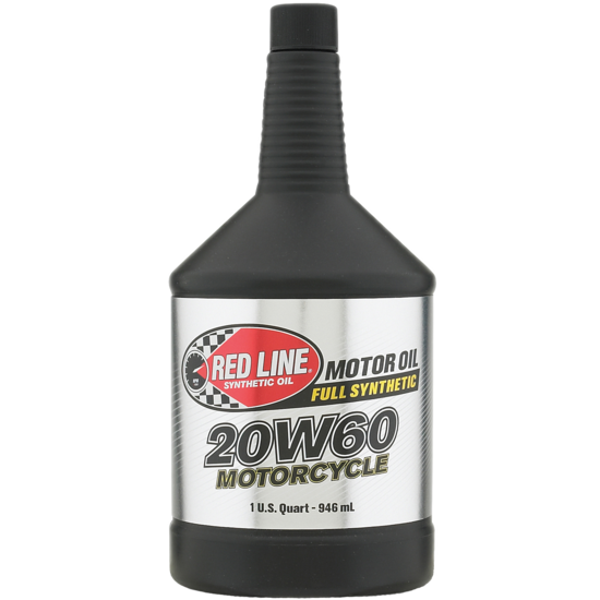 20W60 Motorcycle Oil