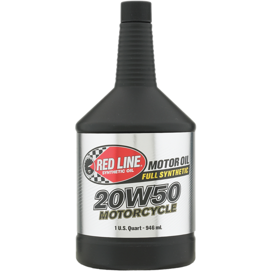 20W50 Motorcycle Oil