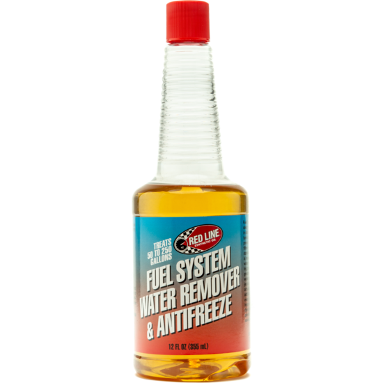 Fuel System Water Remover & Antifreeze