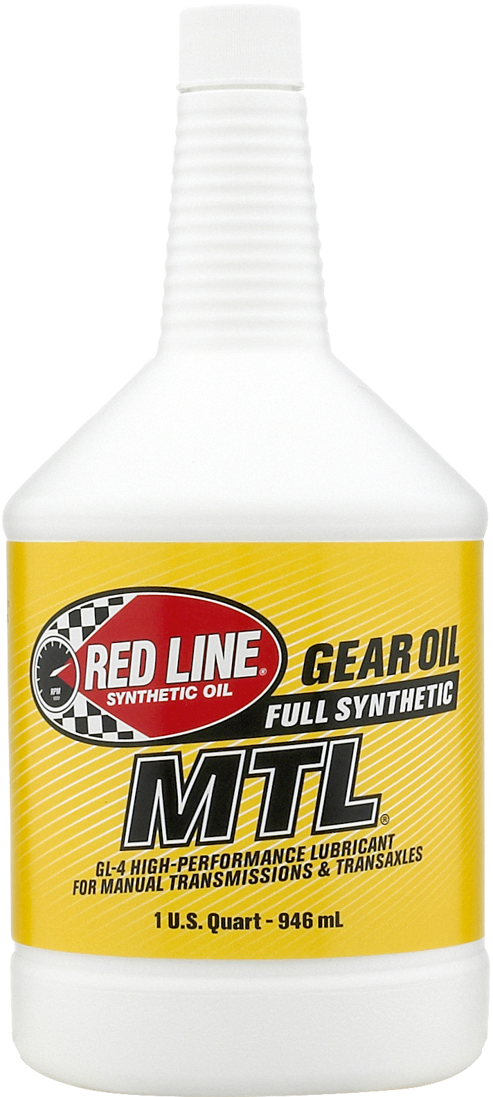Red Line Fully Synthetic MTL 70W80 GL-4 Gear Oil