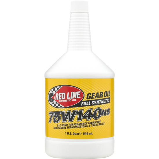 75W140NS GL-5 Gear Oil